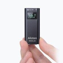 QZT MP3 مسجل صوتي لاعب صغير مسجل الصوت الرقمي المهنية الصغيرة الإملاء مشغل MP3 USB صوت المنشط مسجل