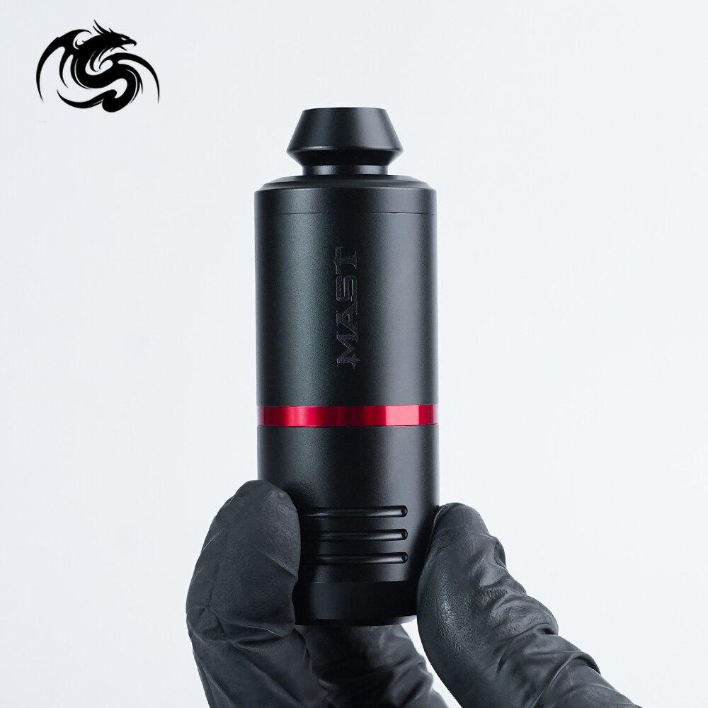 Big Power Dragonhawk Mast Tattoo Rotary Pen Machine Coreless Motor Permanent Makeup Needle Cartridges Machine Accessories