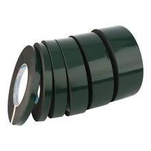 Ruban adhésif Double face 10m, mousse noire forte pour la réparation de téléphones portables, écran de joint PCB anti-poussière (1mm d'épaisseur)