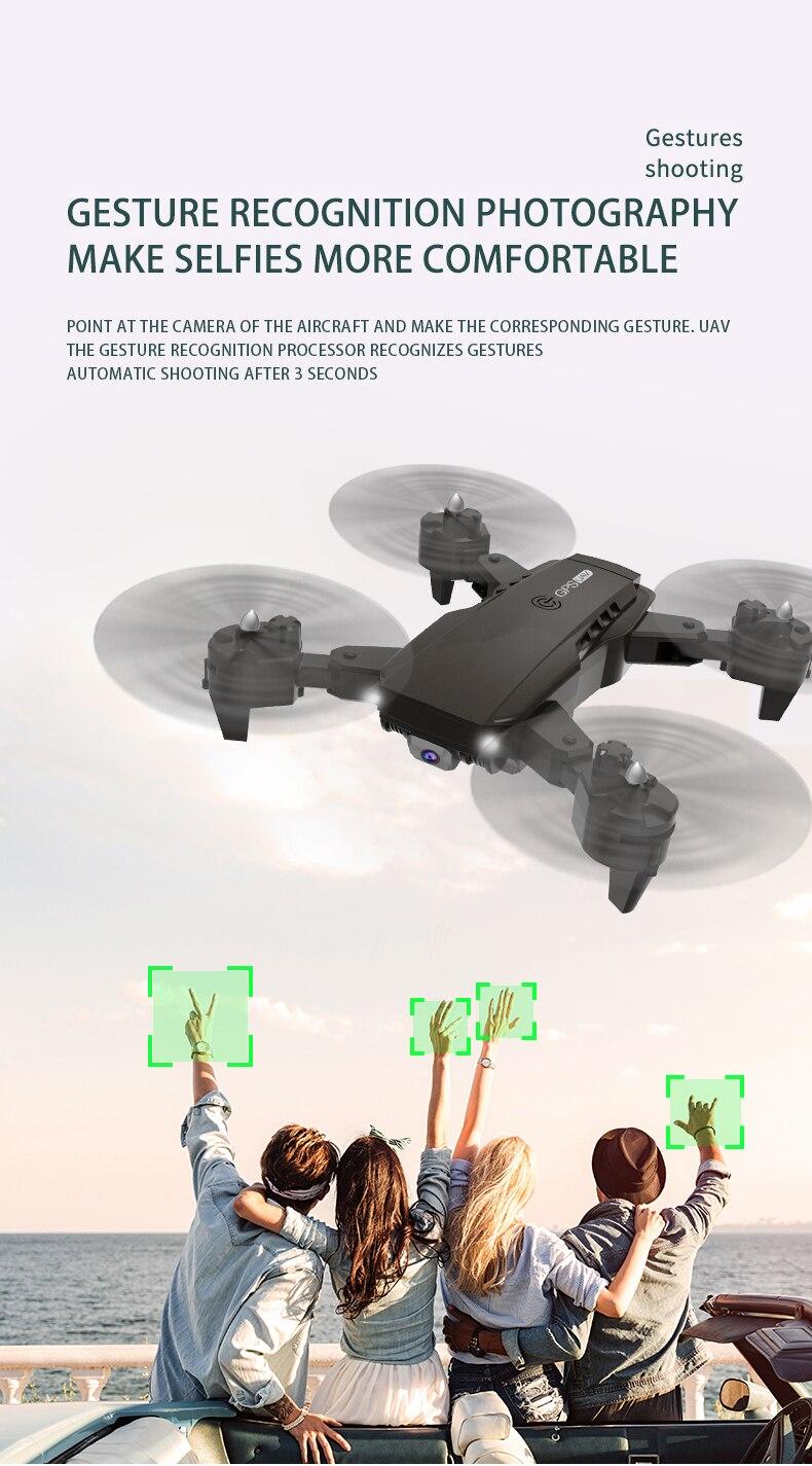K68 Camera Drone 4K HD 6K Optical Flow 5G WiFi GPS Quadcopter
