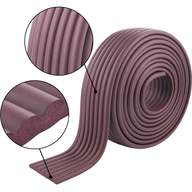 Thicken Anti-Collision Strip Child Protection Strip Thickened Corner Guards Furniture Bumper Pads For Baby Kids