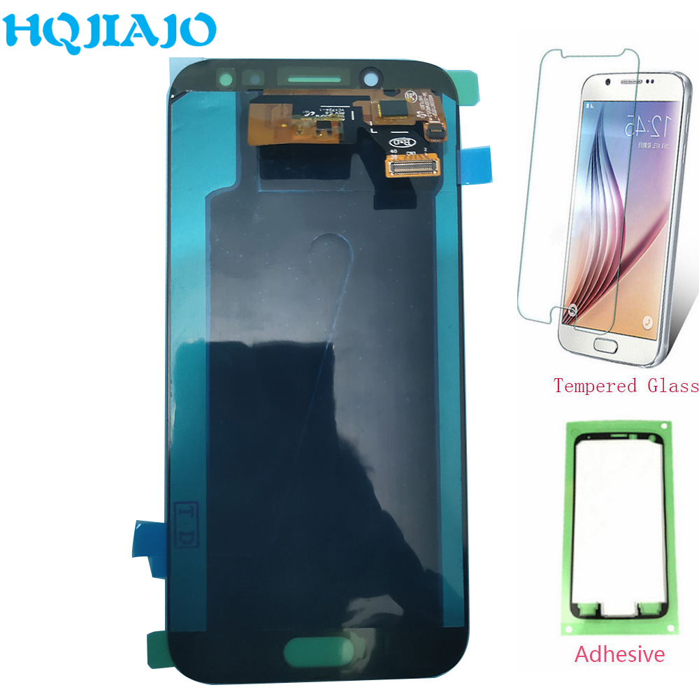 OLED LCD Screen For Samsung J530 J5 Pro 2017 J530Y Touch Screen Digitizer LCD Display For Samsung Galaxy J5 Pro J530F