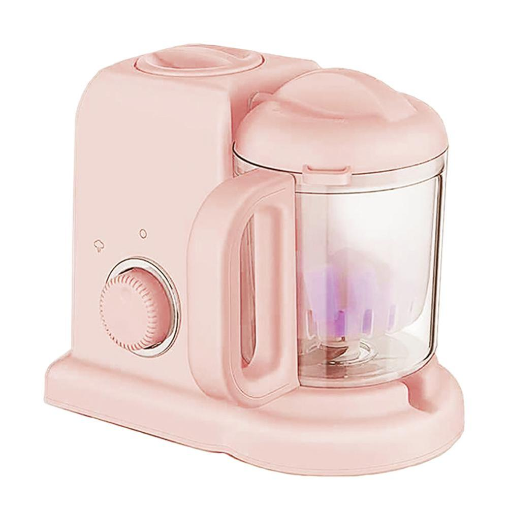 Electric Baby Food Maker One Steam Cooker Blender Multi-functional Food Processor Baby Feeding Maker Steam Food Safe For Infants