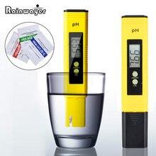 LCD Digital Medidor de PH Caneta de Urina de Calibração Automática do Vinho Tester Precisão 0.01 Aquário Piscina de Água