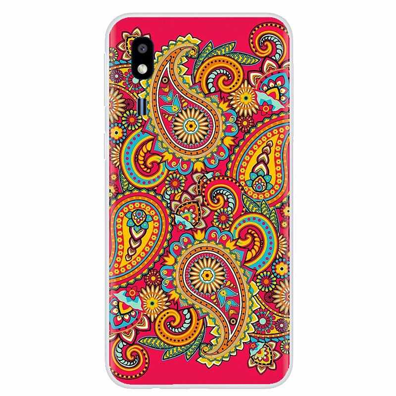 Soft Case Housing For Xiaomi Mi5 Mi5S Mi6 Mi A1 A2 5X 6X 8 9 Lite SE Pro Mi Max Mix 1 2 3 2S Paisley Flower Mandala Henna Hippie