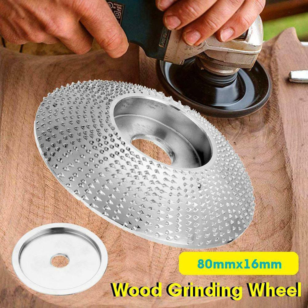 Hot Carbide Wood Sanding Carving Shaping Disc For Angle Grinder/Grinding Wheel Woodworking L99