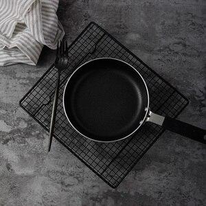 Image 1 - Grille noire au four fer cadre grille à pain support à gâteaux de cuisson pour aliments pain photographie accessoires Studio Photo accessoires fotostudio