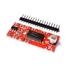 A3967 EasyDriver щит шаговый двигатель драйвер A3967 для arduino макетная плата 3d принтер
