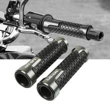 7/8''22mm Motorcycle Rubber Hand Grip Bar handlebar grips Handle Bar Grip Cnc Aluminum For YAMAHA MT-07 MT-09 MT-10 MT-25MT-125
