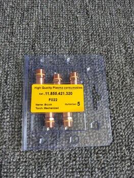 цена на KJELLB  Replacement F052 Electrode   130/260A .11.855.451.520