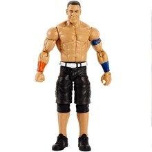 Limitada 18cm wrestling lutador john cena figura brinquedo boneca brinquedos figurais coleção modelo presente para coleção