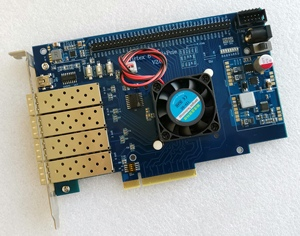Image 5 - VIRTEX 6 XC6VLX365T VIRTEX 6 보드 자일링스 보드 자일링스 fpga pcie 보드 xilixn fpga 개발 보드 pcie 보드