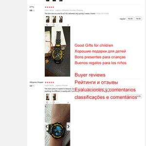 Image 2 - LAVAREDO 어린이 스포츠 시계 패션 LED 쿼츠 다기능 디지털 시계 어린이 50M 방수 손목 시계 A5