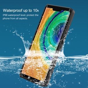 Image 2 - waterproof case For huawei mate 30 pro case Shockproof Diving Swim Outdoor 360 Full Protect For mate 30 20 pro case Cover Coque