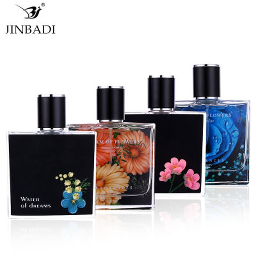 50ml Perfume Fragrance Women Perfume Lady Bottle Perfume Fragrance Deodorant Long Lasting Eau De Toilette Women Fresh Parfum
