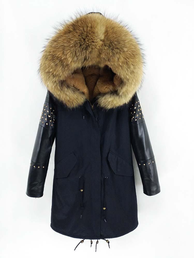 Sheepskin Women Fur Leather 35