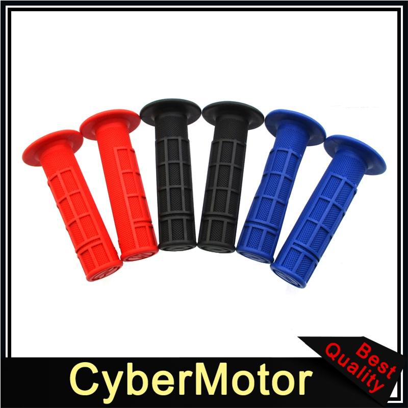 Hand Grips For CR125 CR250 CR500 XR250 XR400 XR650 Suzuki DR DRZ Dirt Pit BIke