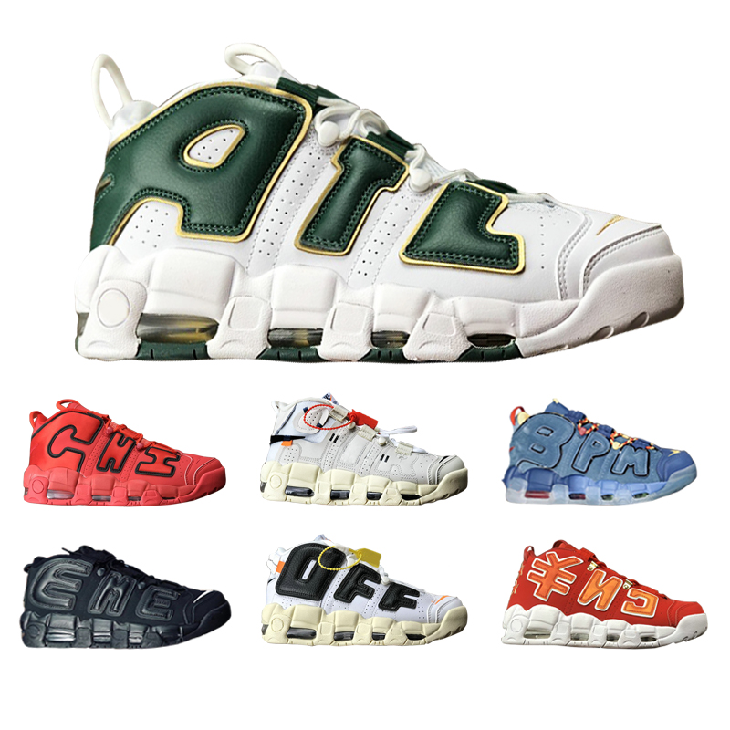2020zapatos Uptempo Mens Basketball Shoes  Olympic Varsity Pippen Sports  Maroon 3M Scottie  For Women 96 QS Sneakers Size 36-46