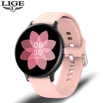 LIGE Smart Watch Men Women IP68 Waterproof Multiple Sports Mode Heart Rate Bluetooth Call Men Smartwatch For Huawei Xiaomi IOS 8
