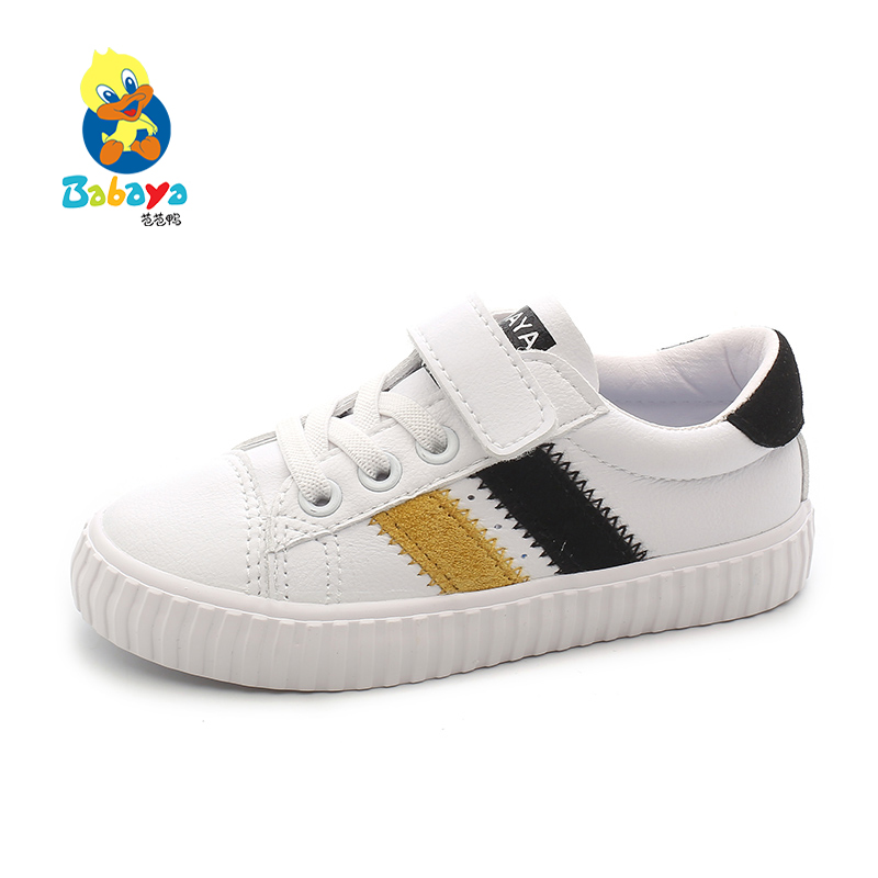 Babaya Kids Shoes Boys Children Casual Shoes Girls Sneakers Sports 2020 Spring New Fashion Off White Brand Shoes Toddler