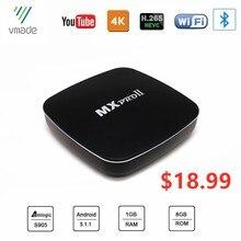 Android 5.1.1 OS 1GB 8GB TV BOX YouTube Google WIFI HDMI 4K