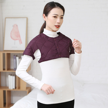 Woman Daily Puffer Bolero Vest Winter Autumn O-neck Lightweight Puff Short Waistcoat Female Casual Quilted Weskit Shoulder Pad
