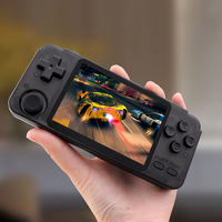 Hot Home 3D Games Retro Console HD 3.5inch IPS Screen Portable Handheld Game Console Retro Boog Systeem Games Video Game Player