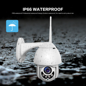 Image 5 - 1080P PTZ IP caméra Wifi vitesse extérieure dôme CCTV sécurité caméra sans fil ONVIF 2MP IR caméras de Surveillance à domicile P2P XMEye