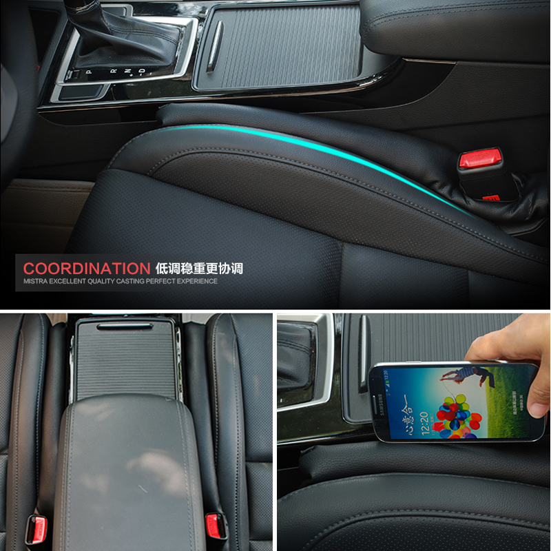 1pcs PU Leather Car Seat Sealing Pad Cover Sewing Pillow Leakage Plug for BMW Mercedes Benz Cadillac XTS SRX ATS CTS/Renault|Interior Mouldings| - AliExpress