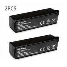 2PCS 1100mAh Standard Intelligent Lipo Battery Phone Gimbal Battery For DJI OSMO / OSMO PRO / OSMO+ / OSMO Mobile dji osmo family osmo osmo plus osmo mobile which is your suitable choice 4k handheld gimbal stabilizer free dhl ems