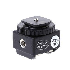 Image 5 - C N2 Hot Shoe Adapter Chuyển Đổi Đồng Bộ PC Cổng Bộ Cho Nikon Flash Cho Máy Ảnh Canon Mới