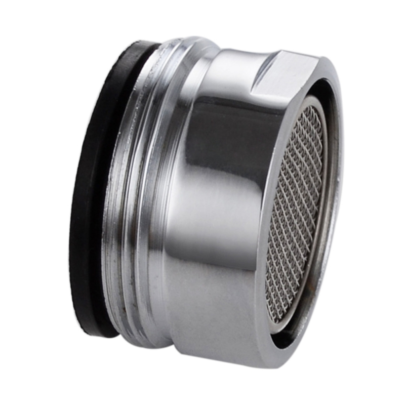 1Pc 24/28mm ABS Male Thread Basin Faucet Bubbler Swivel Head Adjustable Nozzle Aerator Connector Fine Filter Kitchen Accessories