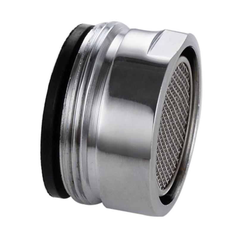 1Pc 24/28mm ABS Male Thread Basin Faucet Bubbler Swivel Head Adjustable Nozzle Aerator Connector Fine Filter Kitchen Accessories
