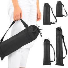 Caméra trépied lumière support sac Portable pliant extérieur sangle rembourrée trépied monopode Microphone parapluie sac de transport trépied pochette
