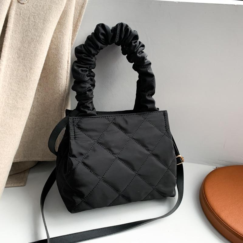 Luxury Handbag Women Bag Designer Nylon Totes Bags For Women Mini Shoulder Bag Crossbody Messenger Puse