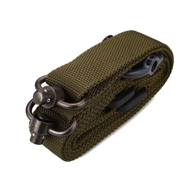 Magorui Hunting Tactical Rifle Gun MS4 Sling Strap Quick Detach QD Swivel Dual 2 Points 4