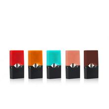 10 szt Pod kaseta 0 7ml ceramiczne wymiana cewki strąki nadające się do juod JUL dla JC01 COCO J Box Mod Vape E papieros zestaw do e-papierosa tanie tanio SUB TWO green cart Z tworzywa sztucznego Nie-wymienne 1 0ml Round Tip