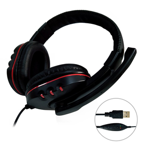 Universal USB Wired Gaming Ear