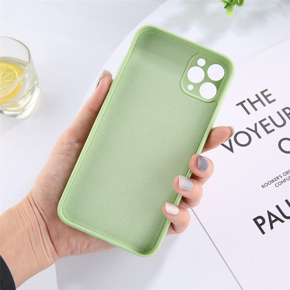Candy Color Phone Case And Protective Shell Back Cover For Mobile Phones 11