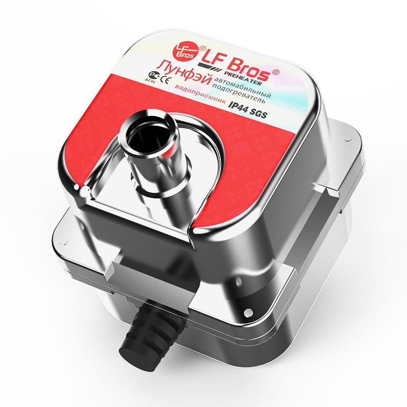 TopAuto 220 V-240 V 1500W Aquecedor Do Líquido De Arrefecimento Do Motor Do Carro Não Eberspacher Webasto Aquecimento Do Motor Preheater Pré Ar aquecedor de estacionamento