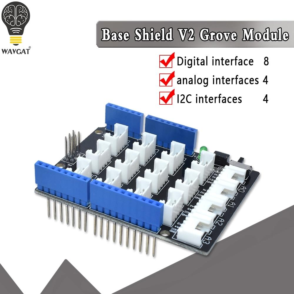 Базовый щит V1.3, плата расширения сенсора для arduino uno r3