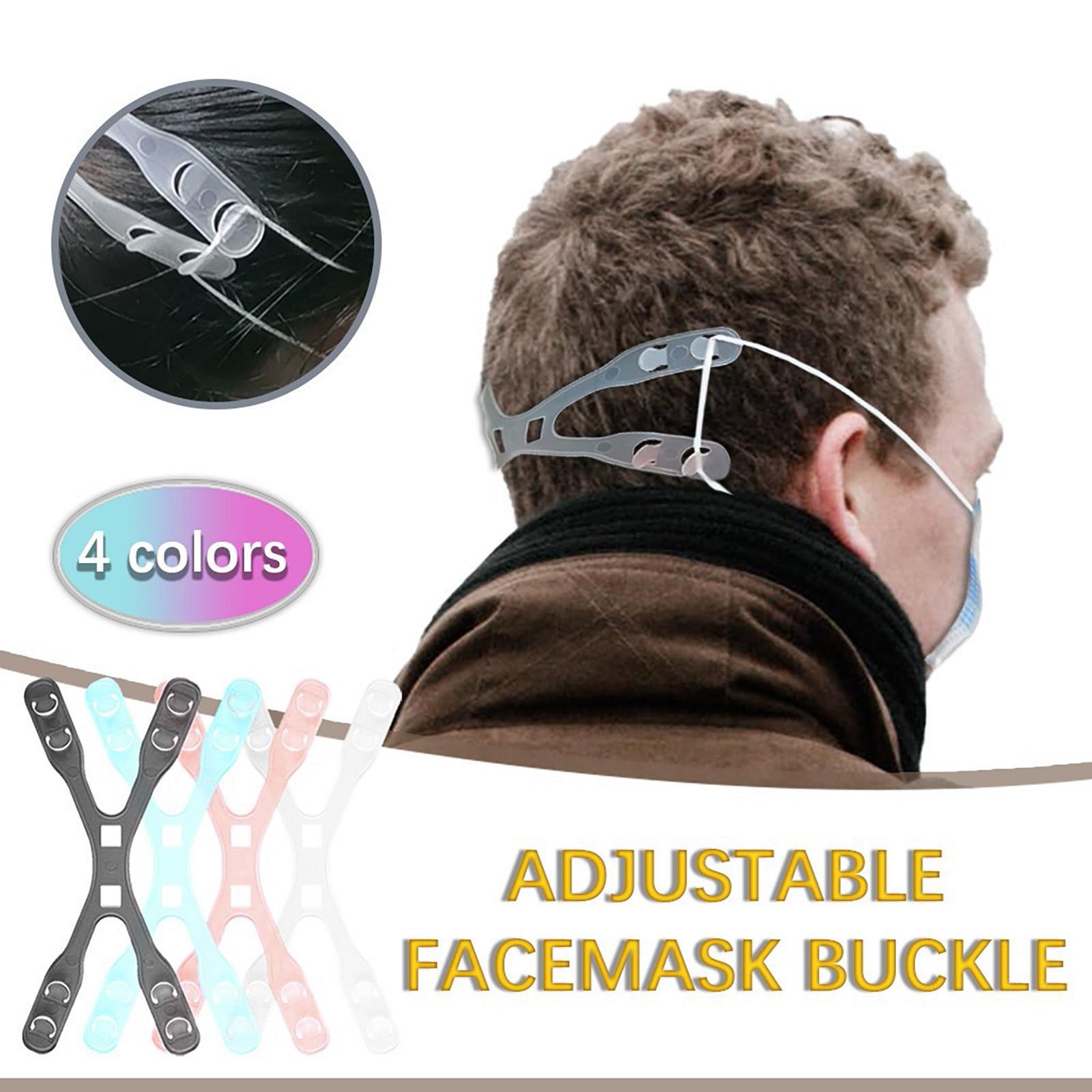 Maska przedłużacz do uszu klamra antypoślizgowa regulowana maska akcesoria haczyk maska klamra do uszu uchwyt przedłużający nauszniki haczyki
