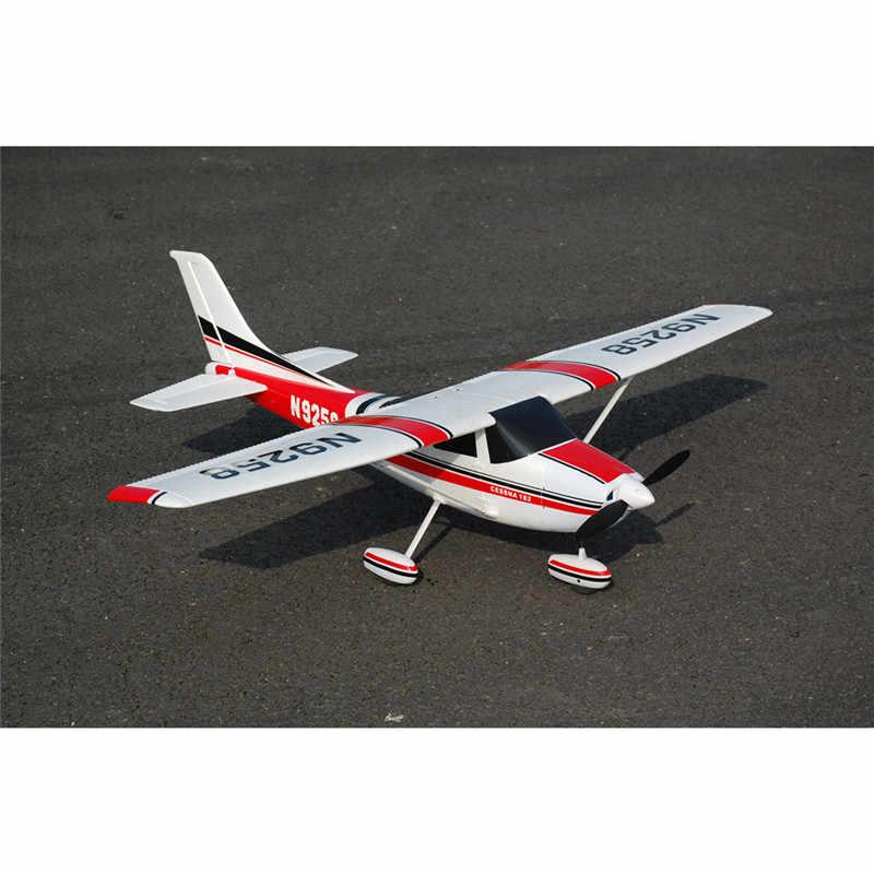 Hookll Cessna 182 1400Mm Wingspan EPO RCเครื่องบินชุด/PNPเครื่องบินเครื่องบินขนาดซูมFixed Wing RCของเล่นสำหรับของขวัญเด็ก