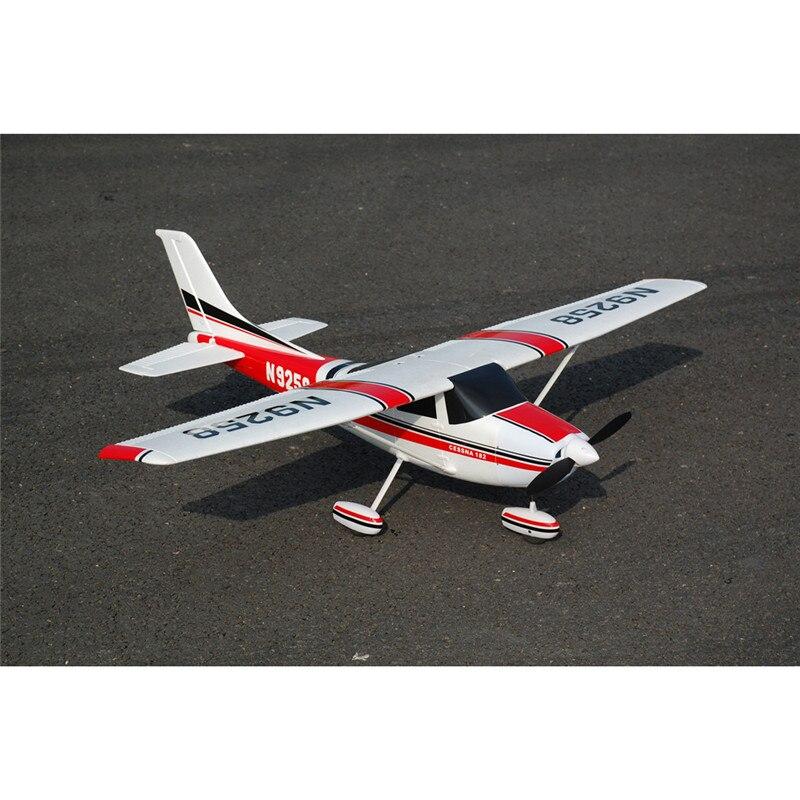 Набор летательных аппаратов на радиоуправлении Hookll Cessna 182, 1400 мм, с фиксированным крылом