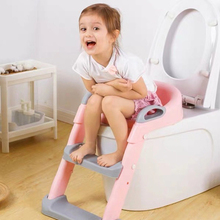 Potty Toilet Ladder Training-Seat-Urinal Folding Toddler Baby Girl Boys for Chair-Stool-Staircase