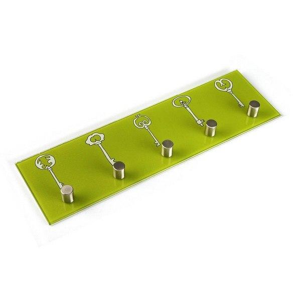 Настенный крючок вешалки для ключей (40x12 x каблук 10 см)