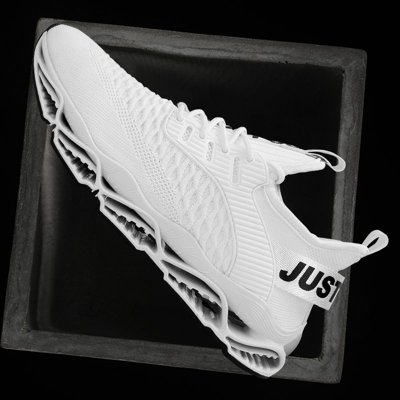 2019 Super Cool Breathable Running Shoes Men Sneakers Bounce Summer Outdoor Sport Shoes Professional Training Shoes Plus Size 47