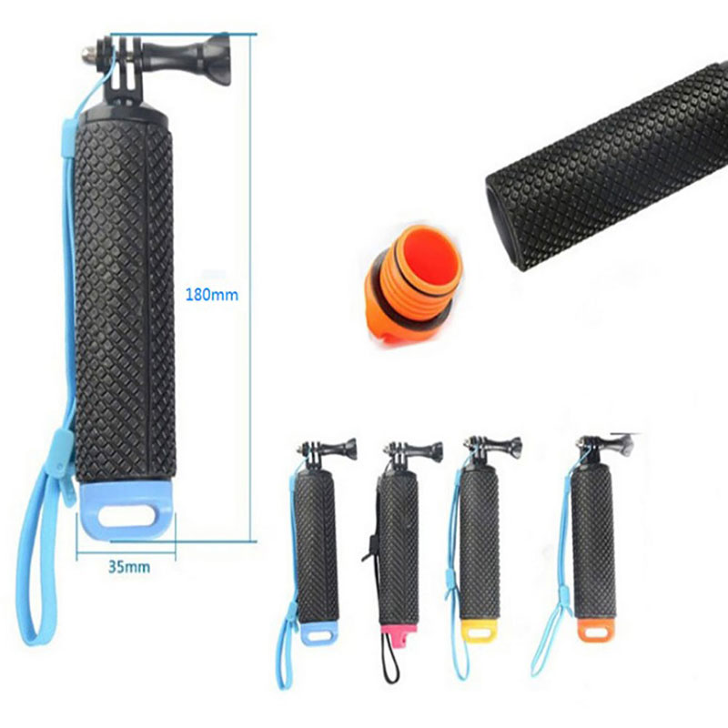 Water Floating Hand Grip Floating Handle Mount Accessories For Action Camera-4