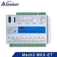 MACH3 Control Card CNC Controller Engraving Machine Motion Control Card Ethernet Interface Board 4 axis Board Card