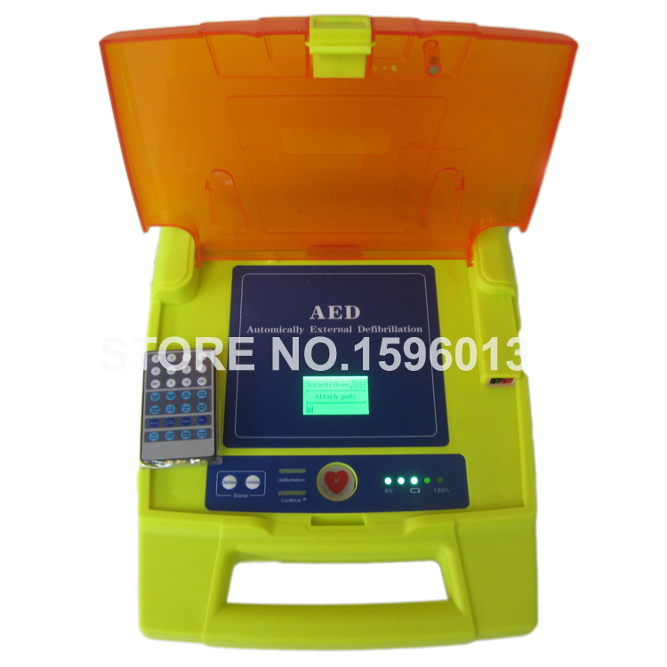 High Qulaity Automatic External Defibrillator For Training, Defibrillator Simulator,CPR AED Trainer